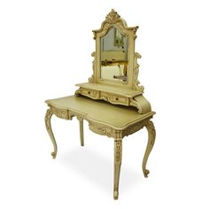Fabulous & Baroque: Anais Dressing Table Ivory, at 22% off!