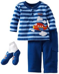 Babyworks Baby-Boys Newborn Accessory Pilot Pant « Clothing Impulse