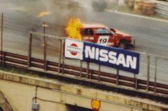 Fiat Uno Turbo Cup Crash, Ahvenisto, Hämeenlinna Fiat Uno, Finland, Circuit, Nissan, Racing, Pictures, Drawings, Clip Art