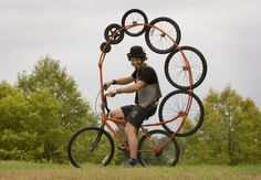 Mutant bicycles - IcreativeD