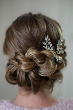 Wedding Online - Style - 24 stunning plaits and braids to consider for your wedding hair