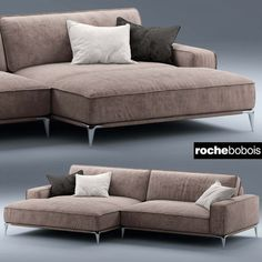 Rochebobois Sofa Model, this piece of art Textured model ready, accurately design for perfect for visualization
