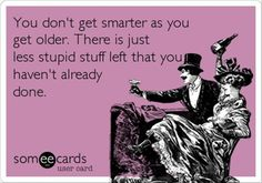 That's one way to look at it.....Ecard