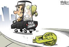 Gov. Quinn vetoes #Uber bill