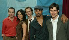 Orignal Cast Members Mandy Patinkin, Lola Glaudini, Matthew Gubler, Shemar Moore [Image by Peter Kramer/Getty Images]  Season 1