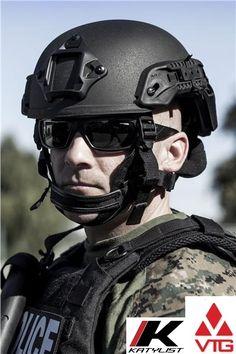 Victory Tactical Gear Stingray ACH Level IIIA Ballistic Helmets