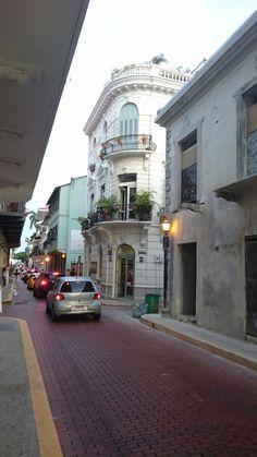 Casco Antiguo in Ciudad de Panamá, Panamá