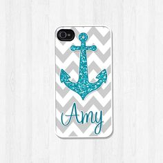 Personalized Phone Case iPhone 4 4S iPhone 5 5S by BeeCoveredCases, $15.00