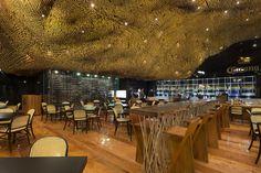 Restaurante Olga Nur - Arquitetos Associados