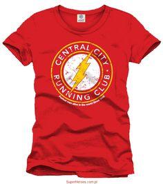 Koszulka Flash