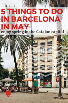 From soccer games to lazy beach days to massive music festivals, there are so many things to do in Barcelona in May. Our guide is packed with inspiration, ideas and tips for visiting one of Europe's most beautiful cities at the height of springtime. You may even have some room in your itinerary for a few days trips! #Barcelona Spanish Culture, Barcelona Travel, Places In Europe, Most Beautiful Cities, City Break, Months In A Year, Spain Travel, Seville, Wanderlust Travel