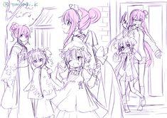 Yandere Simulator, Manga Girl, Anime Girls, Kuroko, Me Me Me Anime, Anime Characters, Character Design, Thankful, Kawaii