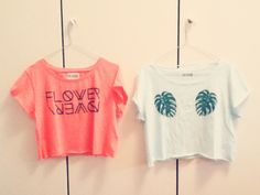 Spring Summer 2014 / ITEMS AVAILABLE / contact us for info and prices / CROP TOP BY US