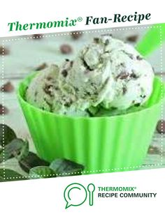 Choc-mint Ice-cream by Epsilon. A Thermomix <sup>®</sup> recipe in the category Desserts & sweets on www.recipecommunity.com.au, the Thermomix <sup>®</sup> Community.