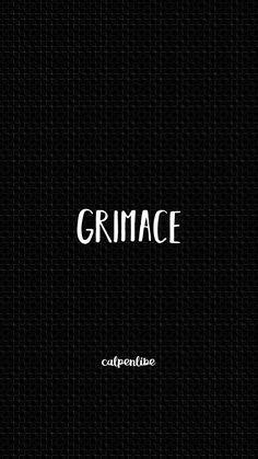 #bnw grimace