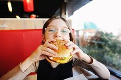 CDC Report Finds One-Third of Kids Consume Fast Food Every Day