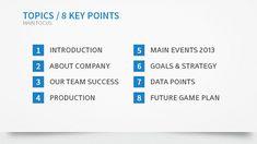 Blu PowerPoint Bundle   GraphicRiver