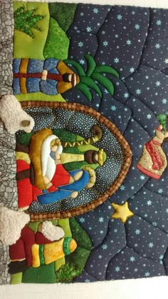 Christmas Crafts, Christmas Tree, Quiet Books, Tree Skirts, Nativity, Bible, Kids Rugs, Quilts, Holiday Decor