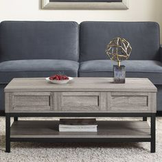 Wellington LiftTop Coffee Table Tops Coffee and Tables