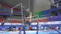 Madison Desch - Uneven Bars - 2014 World Championships - Podium Training