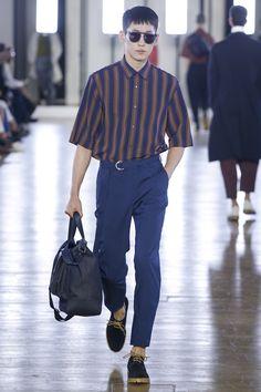 Cerruti | Menswear - Spring 2018 | Look 37