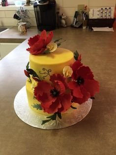 Janice's BDay cake