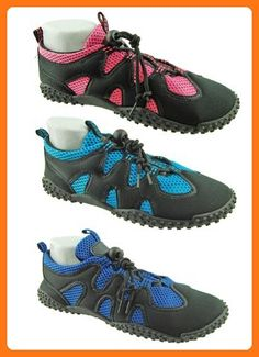 46210f05607d Ladies Mesh Water Shoes with Quick Tight Lace (Size 5) ( Partner Link