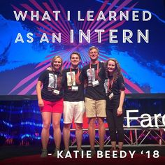 Think being an intern is all about making coffee? Think again.  Katie Beedy '18 shares what she learned this summer as an intern at @emerging_prairie in Fargo. #cordmn http://ift.tt/2aGTwAP