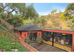 Mid-Century Gem in the Hollywood Hills