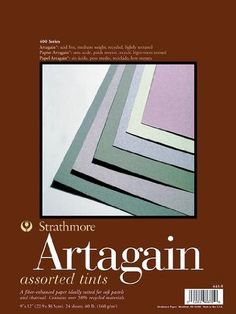 Follow us to http://freecycleusa.com Strathmore 400 Series Artagain Pads black 9 in. x 12 in.