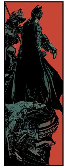 The Dark Knight - Jeff Spokes