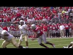 Ohio State Nike Promo Video--awesome! vintage videos. Gotta love our Buckeyes & THE best band in the land!