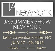 JA NEW YORK Summer Show @ Jacob Javits Convention Center | New York | New York | United States #QEVON