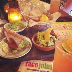 Guacamole at Tack Joint in River North, Chicago