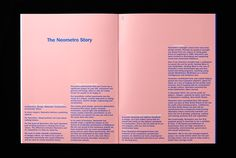 Print with pink paper detail designed by Studio Hi Ho for Neometro and their property development Nine Smith Street