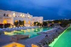 Featuring traditional architecture from Puglia and a panoramic setting in the Mediterranean vegetation Borgo Egnazia Hotel offers 4 swimming pools and a. Borgo Egnazia Savelletri di Fasano Italy R:Apulia hotel Hotels Spa Luxe, Luxury Spa, Luxury Travel, Design Hotel, Best Hotel Deals, Best Hotels, Top Hotels, Honeymoon Destinations, Amazing Destinations