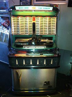 AMI I, 200 Selections Jukebox, 1958
