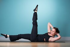 Xtend Barre DC owner Kelly featured in 52 Thursdays fitness fashion story shot by Elliott O'Donovan.