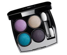 Chanel Spring 2016 LA Sunrise collection: Les 4 Ombres eyeshadow quad in Beverly Hills_www.imabeautygeek.com