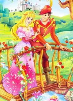Aurora and Phillip - Princess Aurora Photo (17732142) - Fanpop