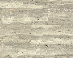 Moderní vinylová tapeta béžová 30044-1 / Tapety na zeď 300441 Faro 4 AS (0,53 x 10,05 m) A.S.Création Hardwood Floors, Flooring, Crafts, Travertine, Wood Floor Tiles, Wood Flooring, Manualidades, Handmade Crafts, Craft