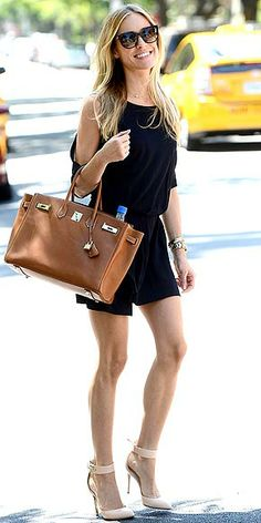 KRISTIN CAVALLARI Don't these Chinese Laundry heels (designed by the People StyleWatch Celeb Style Council member) make you never want to we...