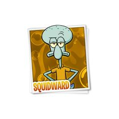 Squidward ❤ liked on Polyvore