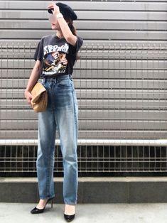 haruharu0907|THE SHINZONEのTシャツ カットソーを使ったコーディネート 9b71e83d6fe6