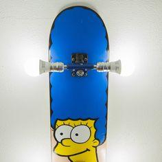 Skateboard Light