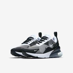 Nike Air Max 270 Jacquard Big Kids' Shoe Air Max 270, Sneakers Nike, Kicks, Nike Air Max, Walking, Footwear, Shoes, Fashion, Sporty