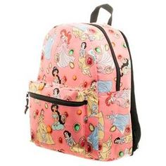 Disney Princesses Backpack - Peach   Target Disney Princess Backpack