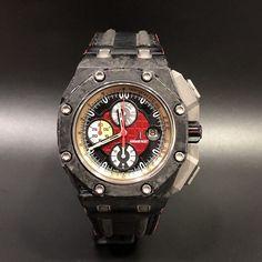 Audemars Piguet Royal Oak Offshore Grand Prix Carbon (2010) WA : 628121067189  : 021-7209021 https://mulialegacy.com