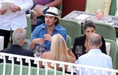Ian Somerhalder and Nikki Reed Pack on the PDA in Italy - 19/06/2015