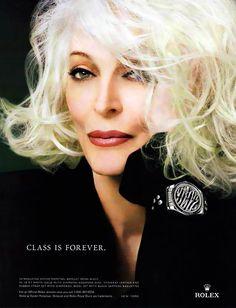 Carmen-Dell-Orefice-Rolex-Class-Is-Forever